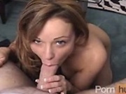 Taylor Ann blowing a cock. SEXY!