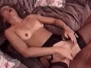 Old Woman has a wet orgasm
