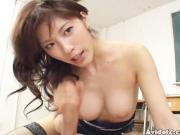 Riko Tachibana The After School Tutor AvIdolz.com
