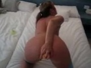 She Loves It Up Her Ass