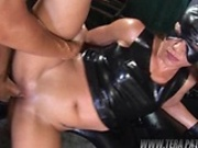 Domination at the glory hole
