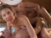 Lisa Sommer loves two dicks at once