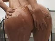 Dana Vespoli anal creampie!