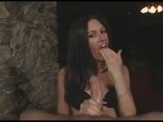 Taylor Rain lets guy Explode in her Mouth