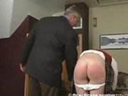 Monica Spanked Hard