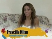 Prascilla Milan Creampie Suprise