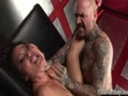 Jessica Bangkok Getting Fucked On The Couch By Big Cock