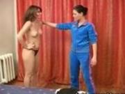 Two Gymnastic Lesbians