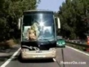 Hilarious horny bus ride!