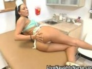 Rachel Starr on LIVE Naughty Nurse