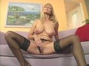 Lusty Busty Nicole Moore