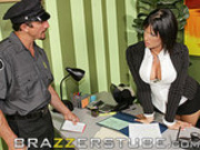 Hot office ride with Tory Lane