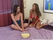 Sara Stone & Amy Reid Are Horny