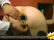 Speculum game with Sister Whore