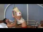 Sabrina nurse fucked damn good by patient