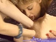 German babe gets fisted both in her pussy and ass