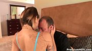 Kristy West fucks her stepfather
