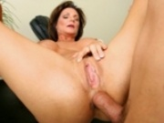 MILF Fucked Anal Style