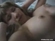 Big Titted Wife Riding Cock