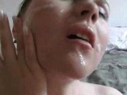 Hot fuck and face lotion