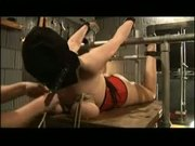 HOT BREAST BONDAGE SLAVE