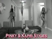 Pinky + Kapri Styles = Hard Dicks Everywhere!