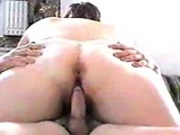 Fat ass liz on top
