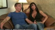 BIG TIT MILF BRUNETTE WIFE PORNSTAR LISA ANN SPICES UP HER RELATI