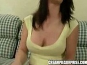 Beverly Hills Creampie Surprise
