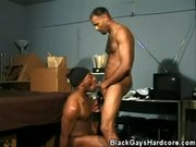 Black Meat Blowjob