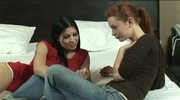 sweet Lesbian Student Seduced