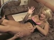 Anal sex party action - part 5