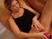 Sexy Chick's Masturbation Session