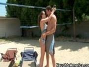 Tori Black Loves A Good Volleyball Fuck