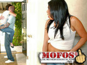 Sativa Rose: Latina maid gets laid