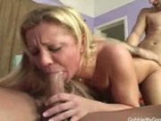 Blond slut wants your cum