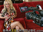 A day with hot MILF Holly Halston