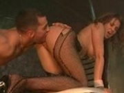 Strip Dancer With Big Tits Getting Horny And Started Fucking Her Customer