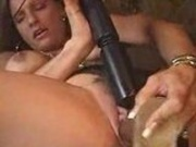 Lori Rivers' gushing clit spray