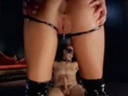 Fetish dungeon anal desire