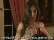 Hot pussylicking lesbians give eachother orgasms with dildos