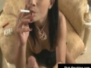 Smoking A Dick