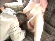 Big Titted Wife Gets Her First Big Black Dick