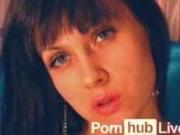 Aleksandra From Pornhublive Enjoys Dildo In Her Ass