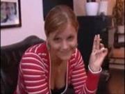 Eurochick fucks her boyfriend on home video