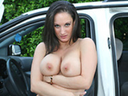 Stephanie Wylde filled all her lusty wholes