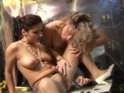 Italian lesbian lovers