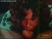 Linda Lovelace Swallows Cock