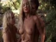 Jungle Threeway with Amy Ried, Katy Magnuson