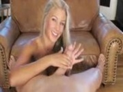 Brit Nikki Jayne Blows Big Dick